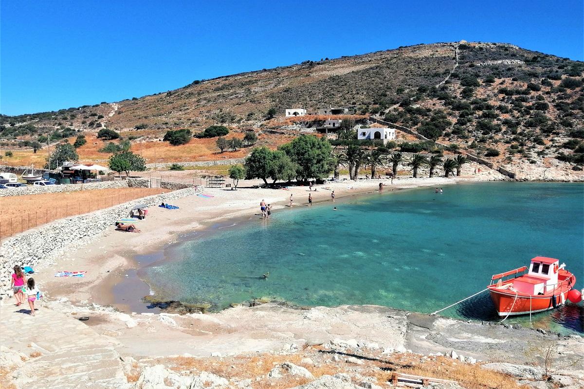 panermos naxos beach kids