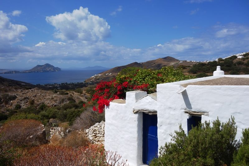 amorgos tour greek villages