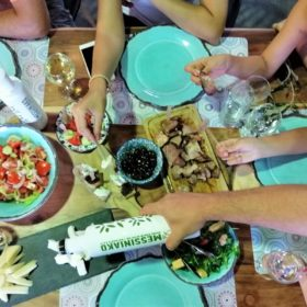 olive oil messinia kids greece