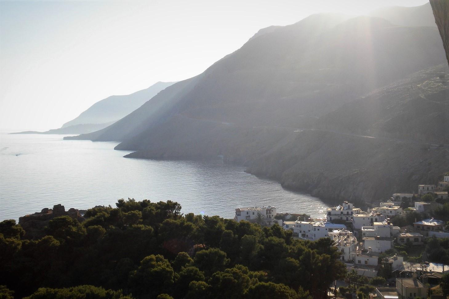 crete sfakia far west