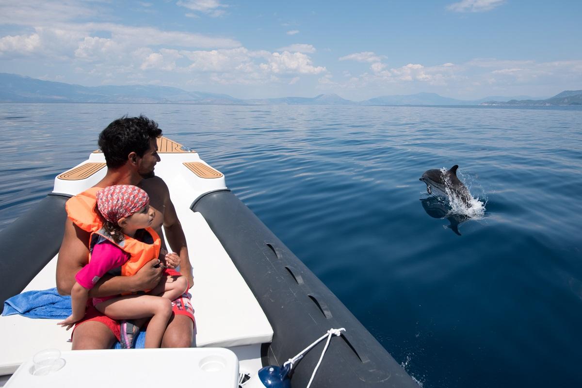 corinthian gulf cruise