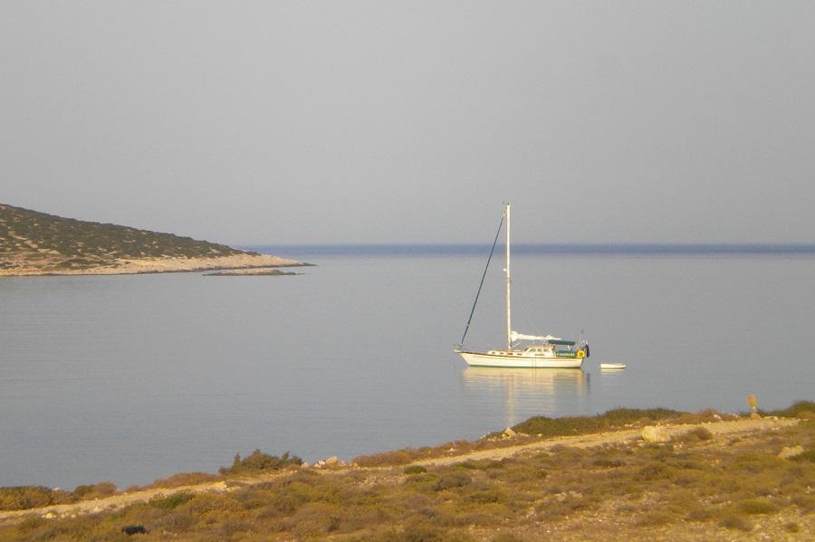 donoussa sailing cyclades