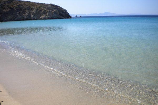 beaches cyclades donoussa