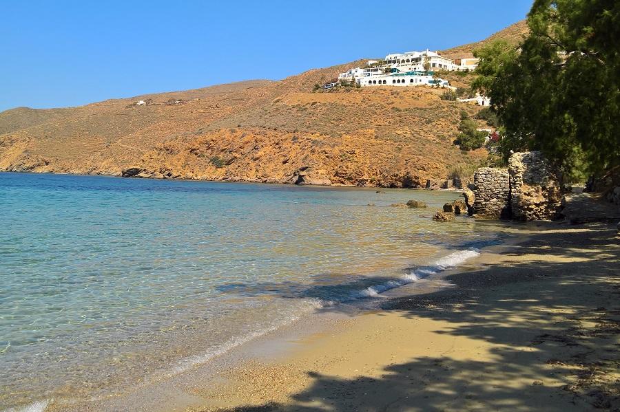 aigiali beach amorgos