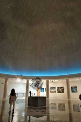 athens planetarium kid