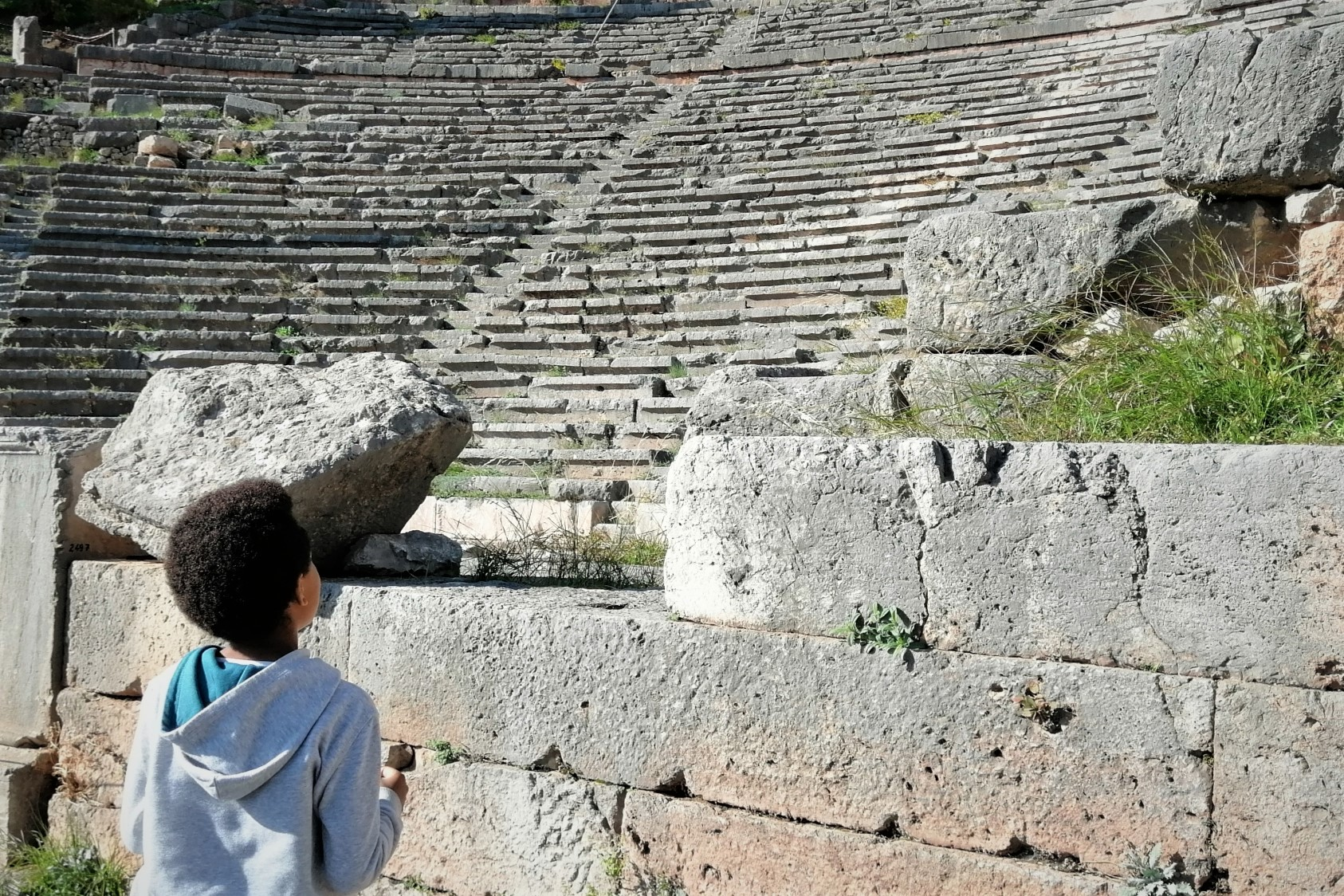 theatre with kids delphi