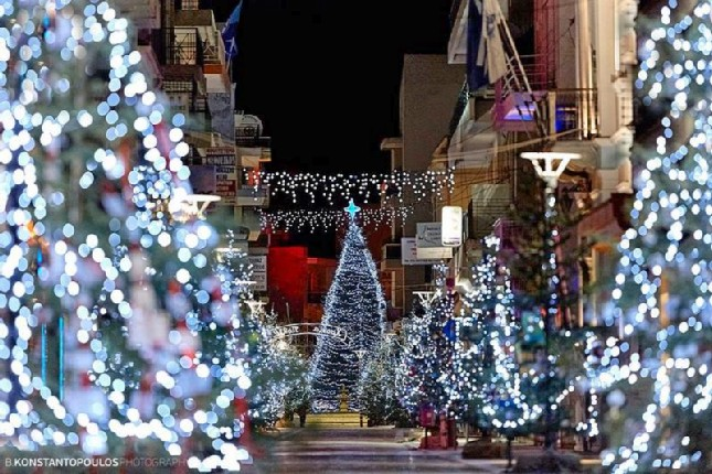 christmas trees athens