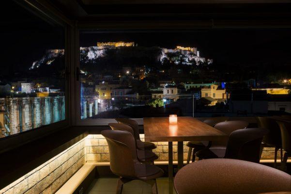 360 monastiraki restaurant