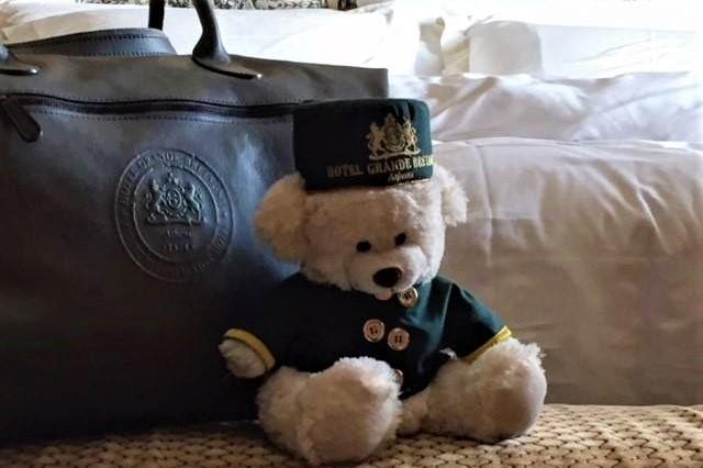 family friendly bear hotel