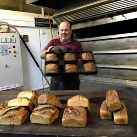 baked bread gastronomy tour