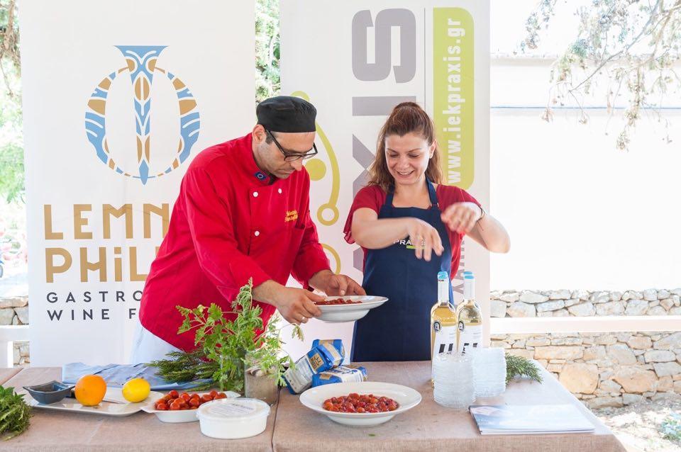 chef greece local gastronomy
