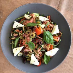 salad lemnos island