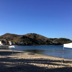 lemnos beach greece