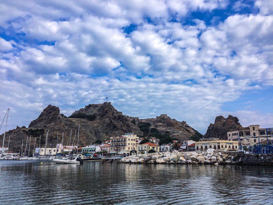 lemnos greek island myrina