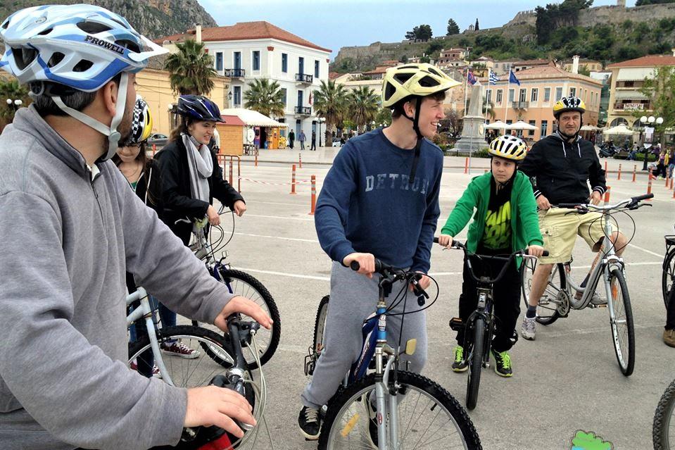cycling nafplio