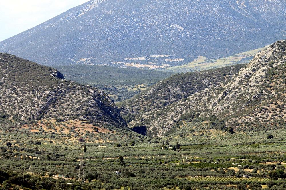gorge katafiki argolis greece