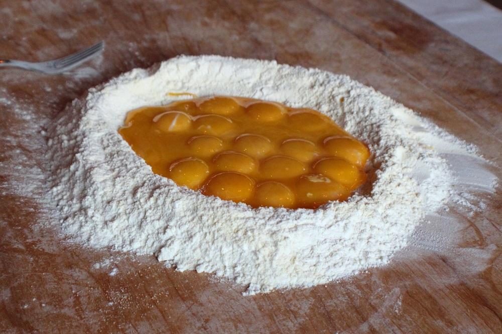 messenia pasta making