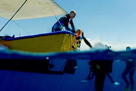 scuba diving argolis