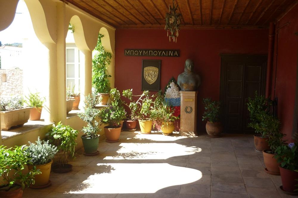 spetses bouboulina museum