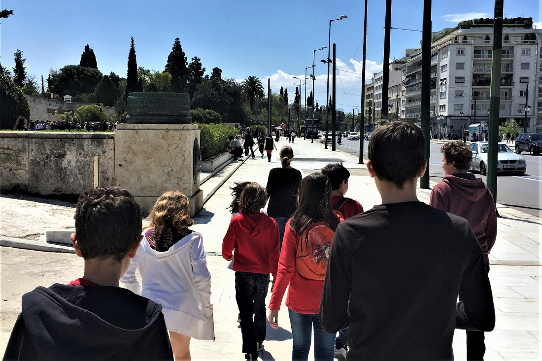 athens kids syntagma