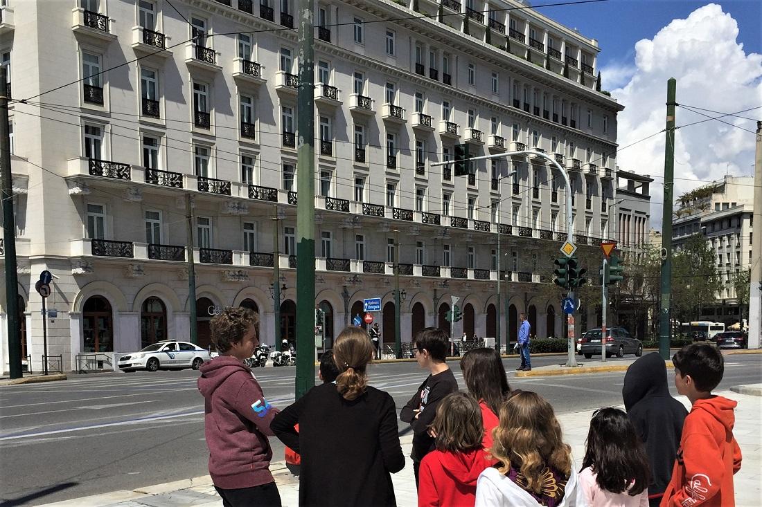 modern athens syntagma kids