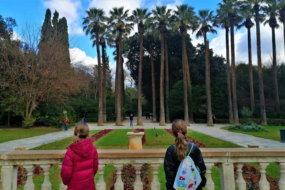 national garden kids athens