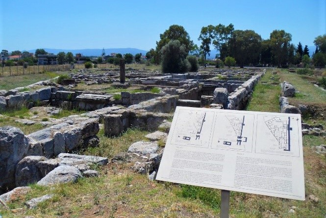 ancient eretria tour