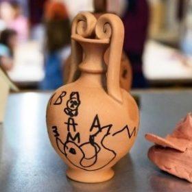 ceramic workshop nafplio