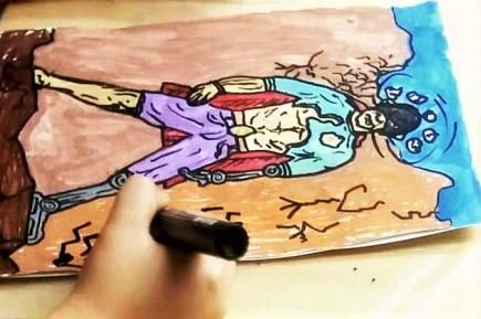 comics kids nafplio fougaro