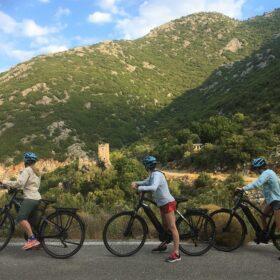 bike tour messinia mani