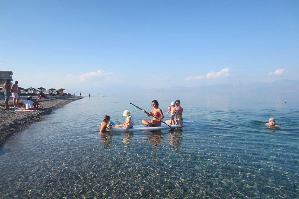 sykia corinthia beach babies kids