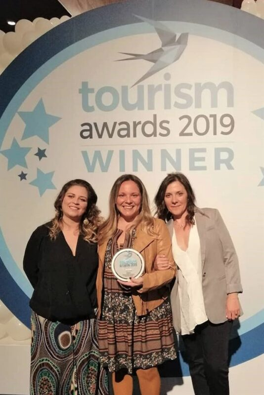 mamakita team tourism awards