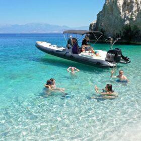 boat trip corinthia kids