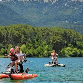 hydrobikes kids doxa lake