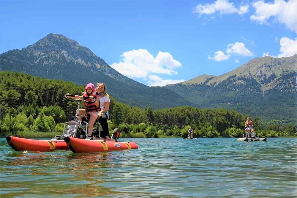 hydrobikes kids doxa lake