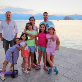 nafplio with kids