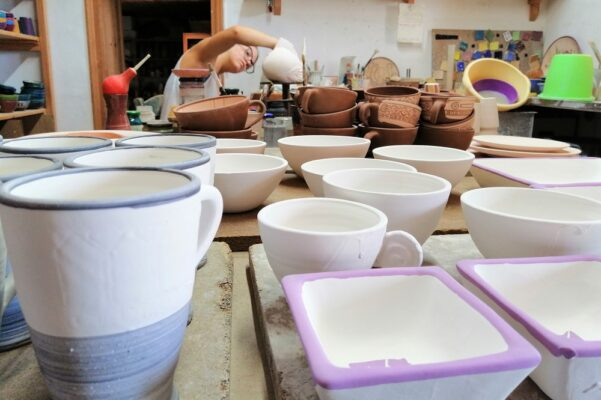 paros ceramic workshop
