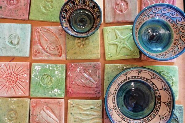 paros ceramic workshop