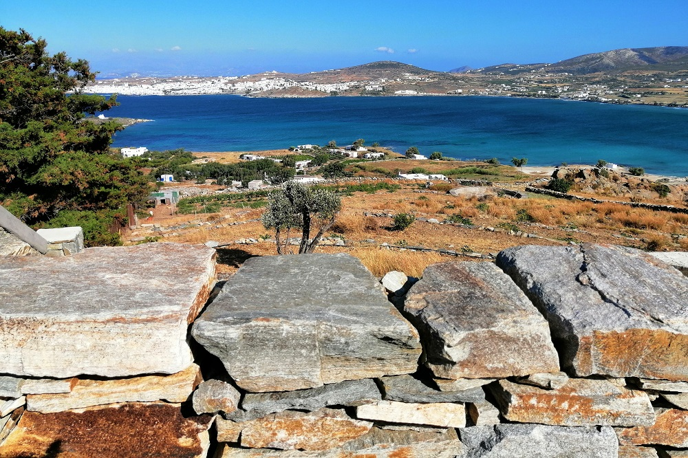 paros greek islands eco farming