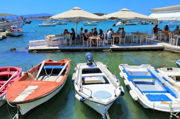 paros greek islands with kids
