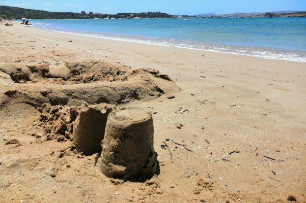 paros greek islands with kids beaches