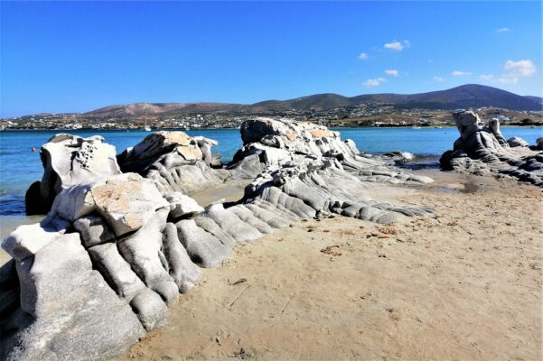 paros greek islands with kids beaches