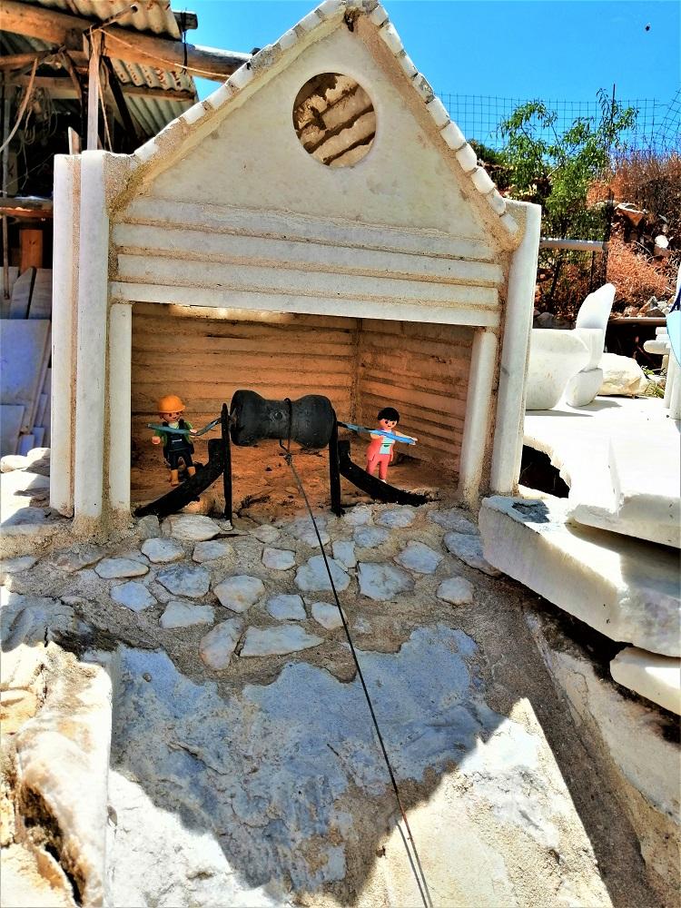 paros marble workshop experiences for kids