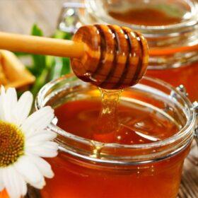 Kalamata honey food