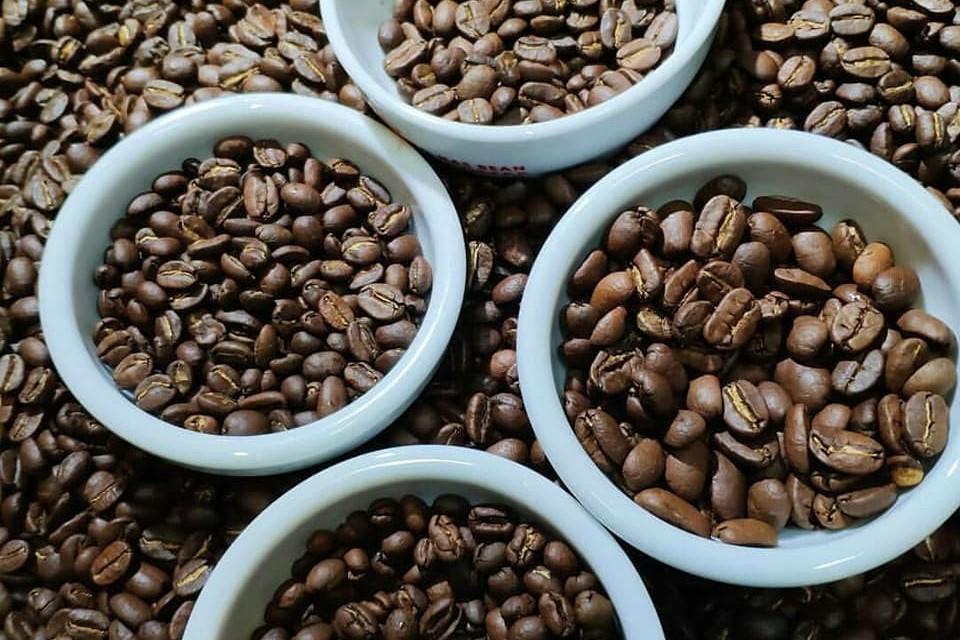 Kalamata food coffee
