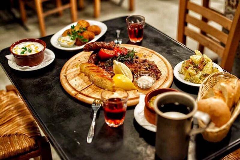 Kalamata food tour