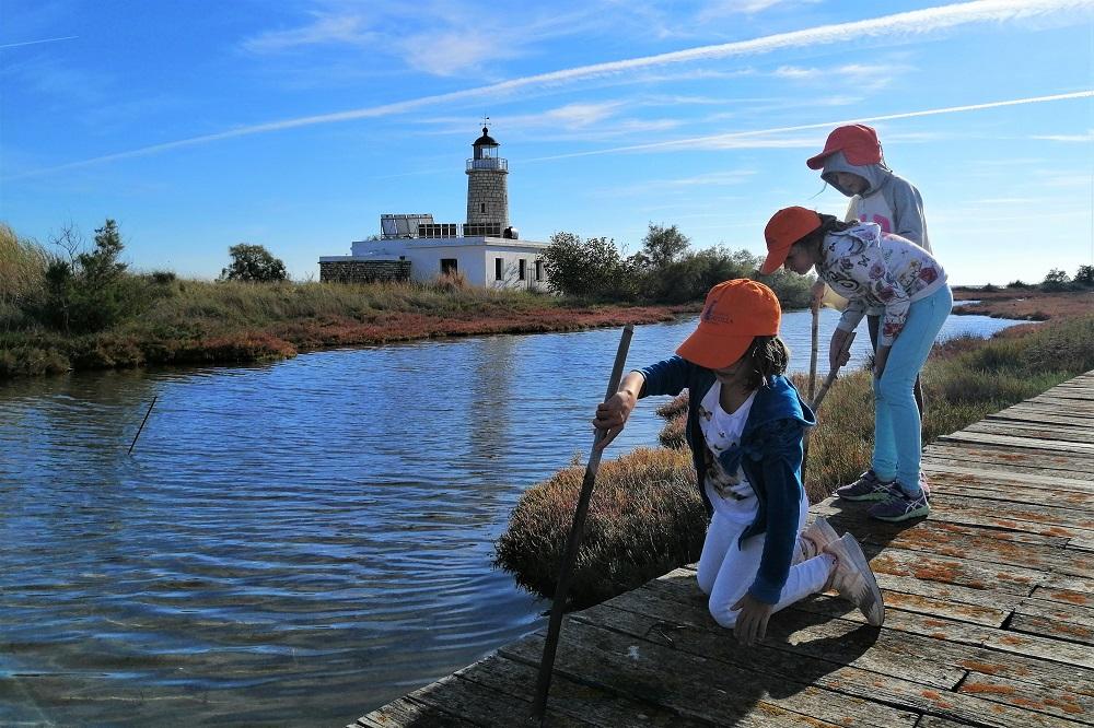 fishing kids lagoon