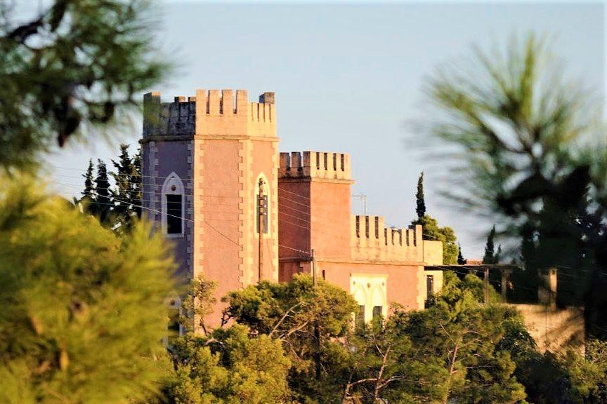 tower aegina private stay
