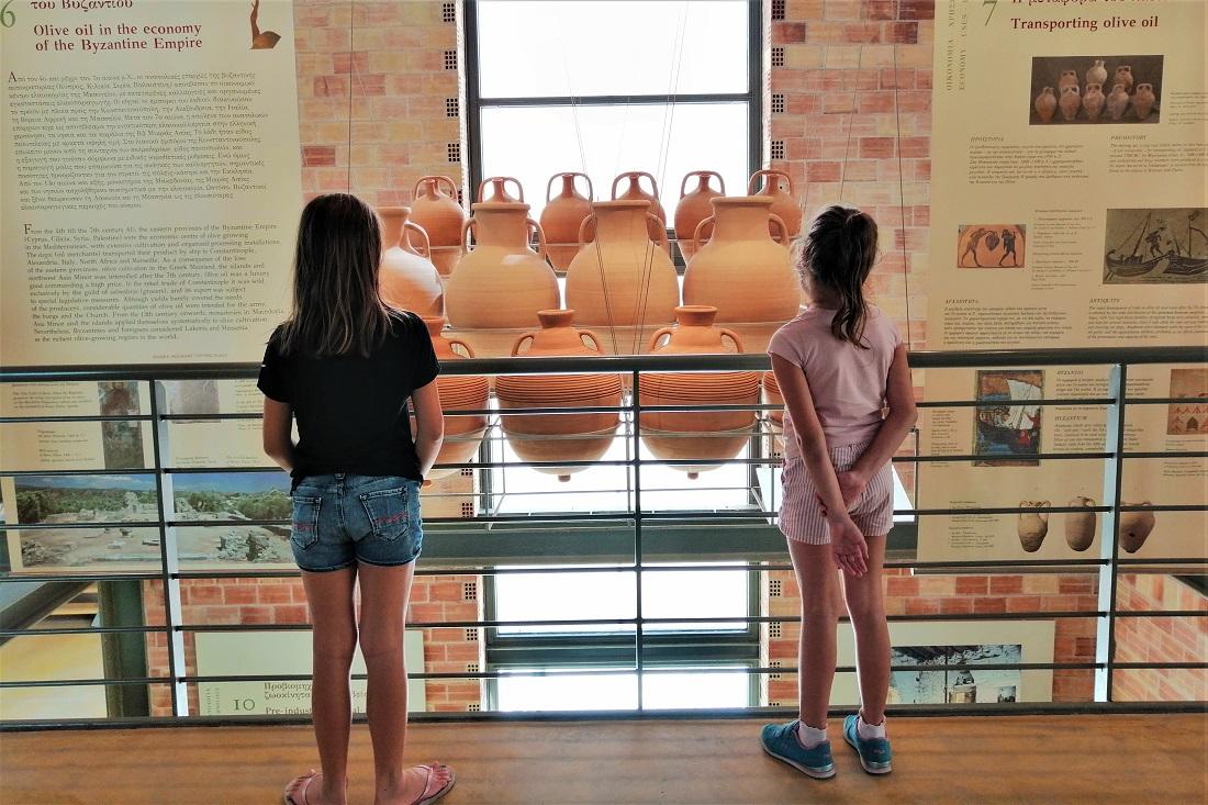 museum pio sparta olive oil