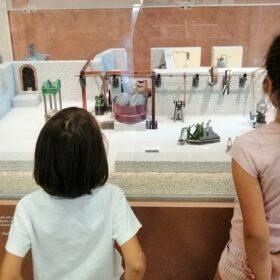 sparta pio museum kids